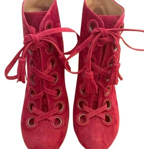 Laurence Dacade red wine Boots