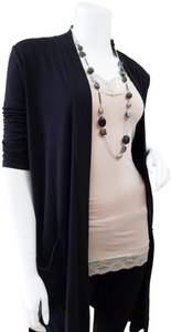 Zenana Outfitter Sweater Cover Up Cardigan