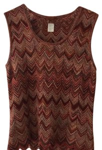 c45f98cda7eac2 Multicolor Missoni Tank Tops   Camis - Up to 70% off a Tradesy