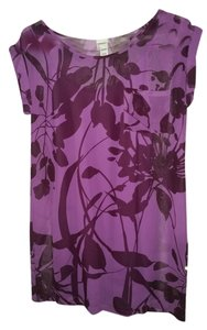 Old Navy Purple Floral Dress