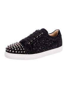 Christian Louboutin Spike Trainers Sneakers Athletic