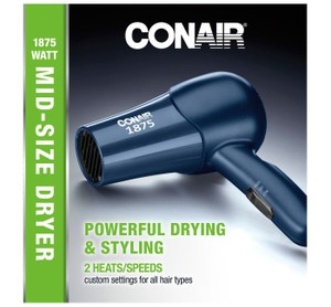Conair Conair Salon Styling Midsize Turbo Hair Dryer 1875 Watt