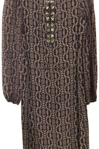 Robert Graham short dress Purple Python on Tradesy