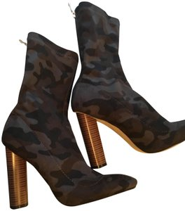 Public Desire Army Fatigue Boots