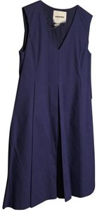 Lands' End short dress periwinkle blue on Tradesy