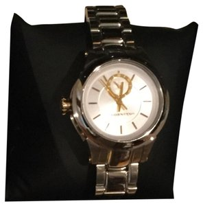 Karl Lagerfeld chain watch