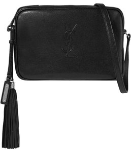 Saint Laurent Ysl Camera Lou Shoulder Bag
