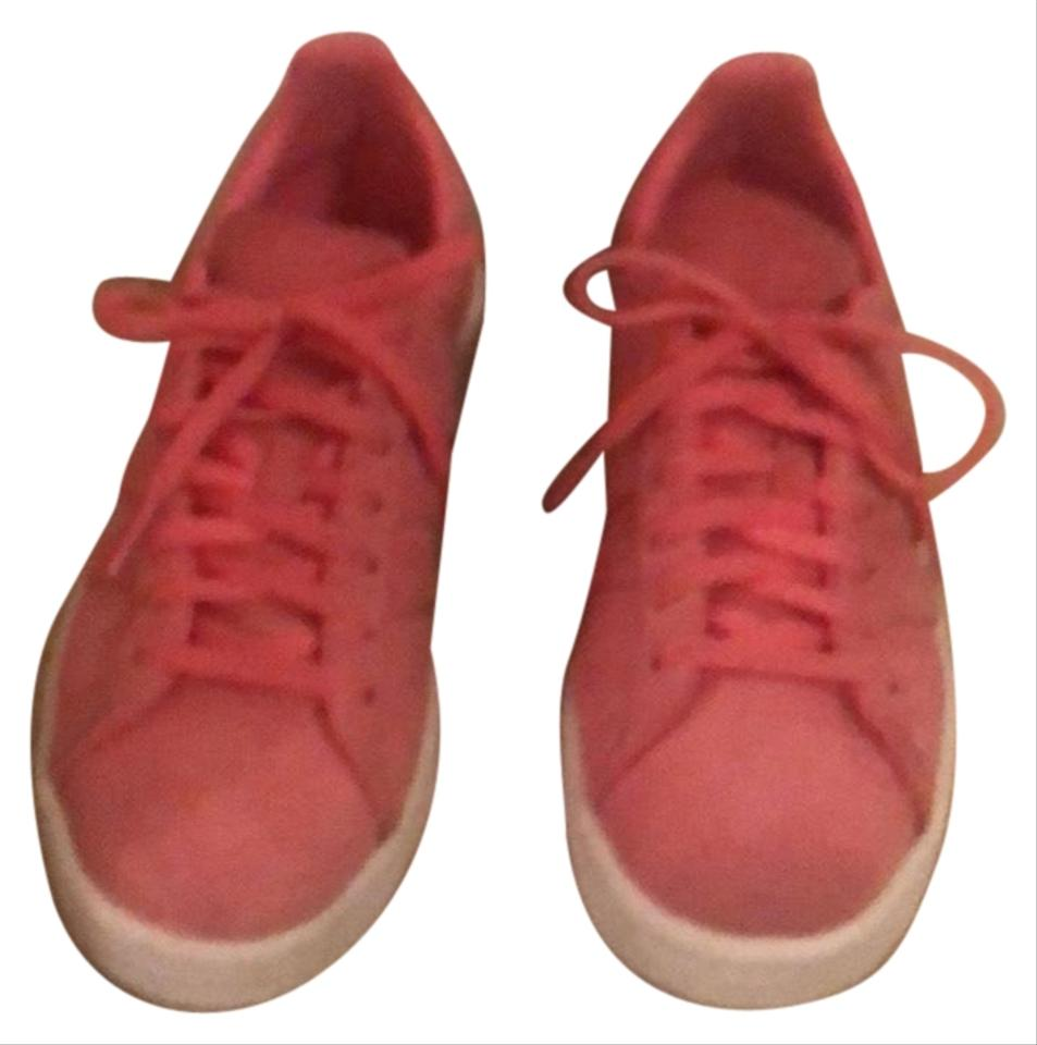 the latest 07ac2 c12c0 adidas Pink Campus Stitch  Turn Sneakers