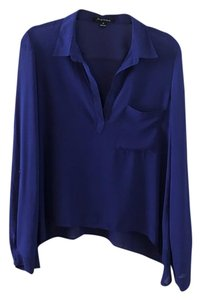 Foreign Exchange Top blue