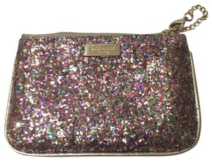 Kate Spade Glitter Kate Spade Card and Coin Wallet Purse Holder