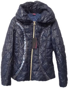 Save The Queen Puffer New Motorcycle Jacket
