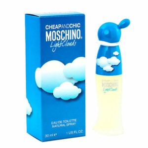 Moschino CHEAP&CHIC MOSCHINO LIGHT CLOUDS-EDT-1.0 OZ-30 ML-ITALY
