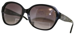 Coach Coach HC 8150 L133 534611 Black Whip Snake Fog Butterfly Sunglasses 59