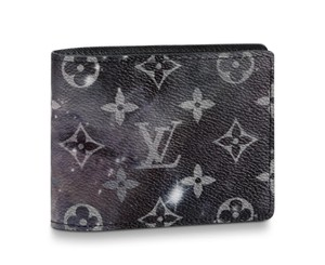 Louis Vuitton Louis Vuitton Galaxy Star Space Monogram Canvas Multiple Bifold Wallet