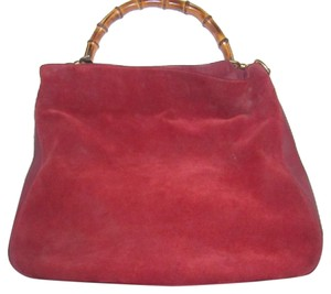 1aa3cad8da8 Added to Shopping Bag. Gucci Excellent Vintage Bamboo Equestrian ...
