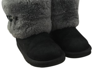 ac649e604b4 UGG Australia Black Little Girls Used with Box Still Great Condition.  Boots/Booties Size US 11 Regular (M, B) 50% off retail