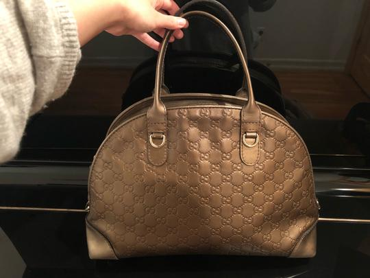 Gucci Satchel in brown Image 3