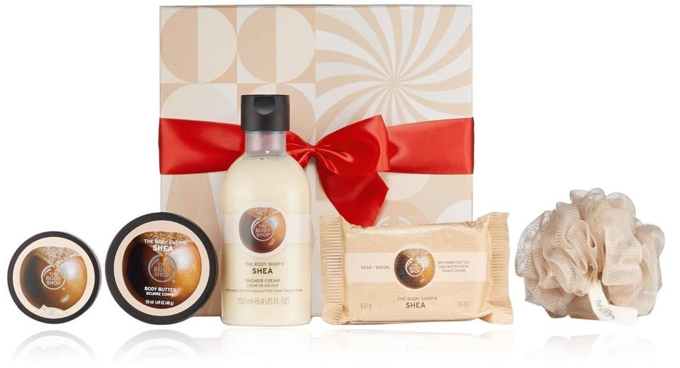 b744342753 The Body Shop The Body Shop Shea Essential Collections Bath and Body Gift  Set Image 0 ...