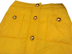 MOSCHINO [tv] H&M Mini Skirt Yellow