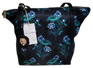 Tommy Bahama Tote in Blue Floral