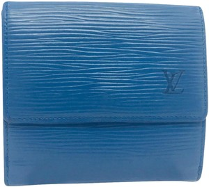 Louis Vuitton Louis Vuitton Epi Monogram Bifold Snap Wallet