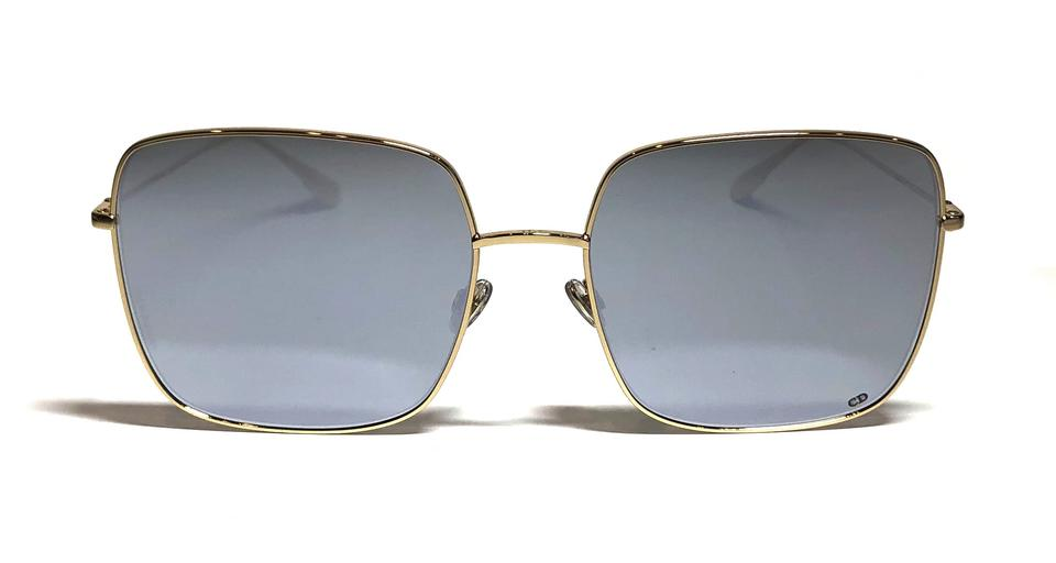 7b4afc03fa Dior Gold - Silver Mirror Lens Square Style Stellaire 1 83i0t- Free  Shipping