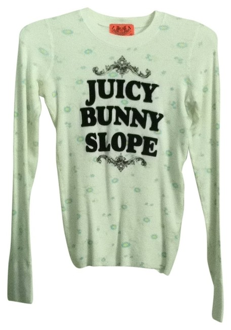 Preload https://item4.tradesy.com/images/juicy-couture-white-tee-shirt-size-6-s-24383-0-0.jpg?width=400&height=650