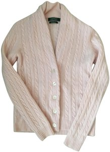 Lauren Ralph Lauren Cashmere Sweater New Cardigan