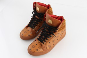 MCM Multicolor Sophisticated High-top Sneaker Shoes