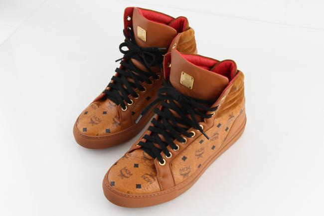 Item - Multicolor Sophisticated High-top Sneaker Shoes