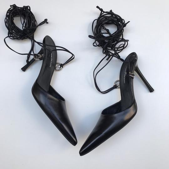 Cesare Paciotti Black Pumps Image 2