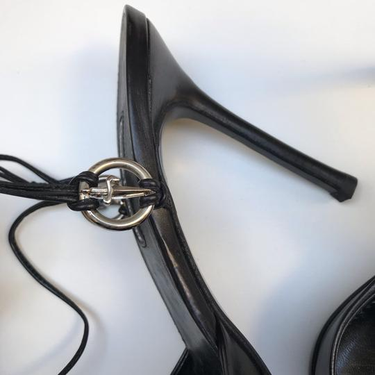 Cesare Paciotti Black Pumps Image 6