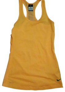 Nike Nike Dri-Fit Neon Orange Tank