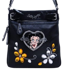 Faux Leather Betty Boop Bags 70 90 Off At Tradesy