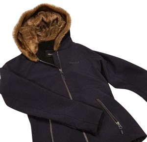 Marmot dark blue/purple Jacket