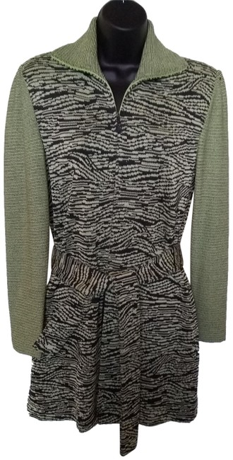 Item - Green & Black By Marie Gray Pant Suit Size 6 (S)