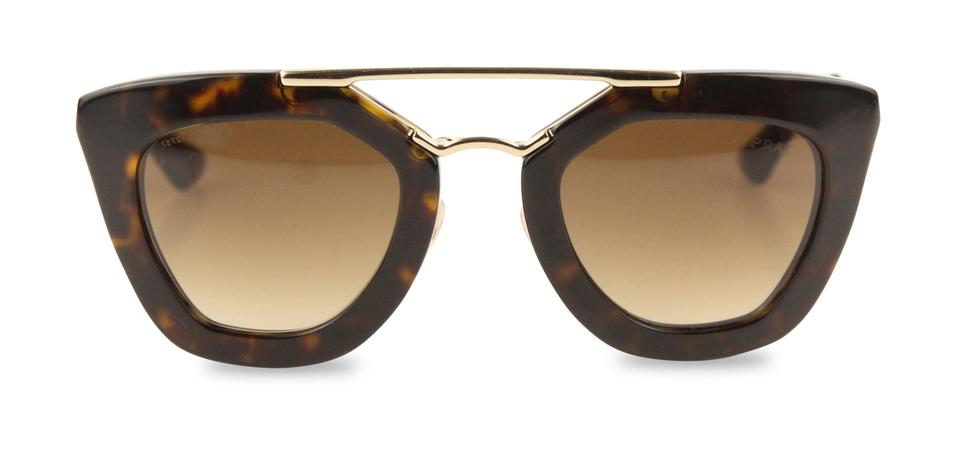 d3a2e2c1fcce Prada Brown Cinema Havana Sunglasses - Tradesy