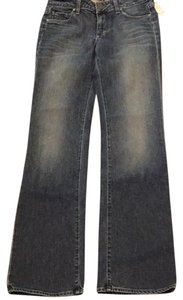 Paige Premium Denim Boot Cut Jeans-Light Wash