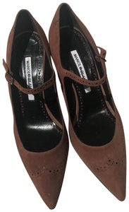 Women s Manolo Blahnik Shoes - Up to 90% off at Tradesy de798bbe6