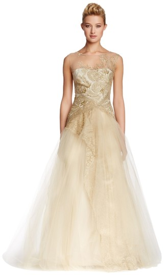 1949357b5d low-cost Marchesa Notte Tulle Gown Dress - 50% Off Retail - tomasz ...