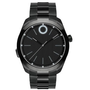 Movado Movado Men's Bold Motion Black IP Stainless Steel Watch 3660004
