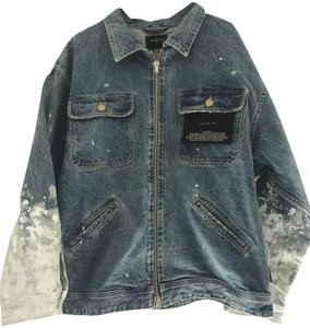 Fear of God Denim Womens Jean Jacket