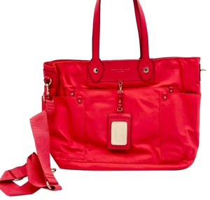 Marc by Marc Jacobs scarlet Red Diaper Bag