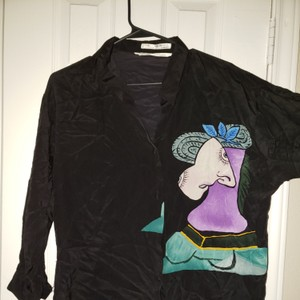 Paloma Picasso Top Black