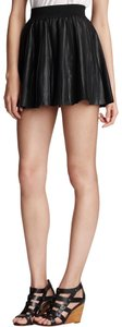 Parker Mini Skirt Black