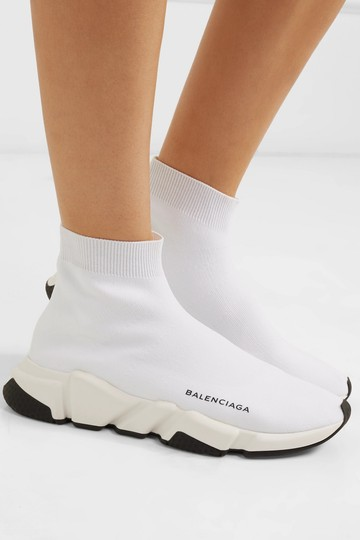 Balenciaga Sock Speed Sneaker Athletic Image 4