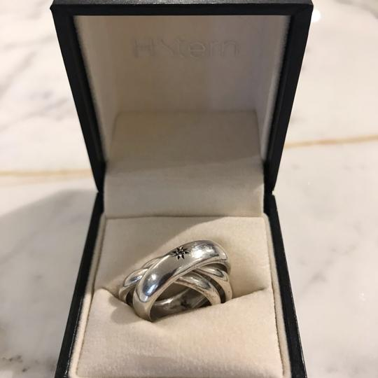 H. Stern H. Stern Sterling Silver Trinity Ring OFFERS WELCOME! Image 3