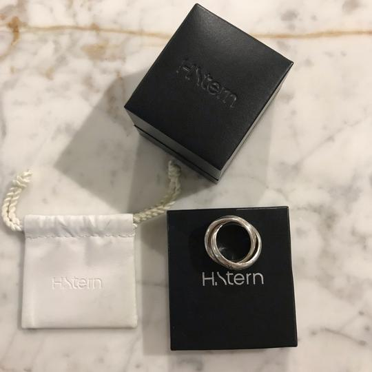 H. Stern H. Stern Sterling Silver Trinity Ring OFFERS WELCOME! Image 5