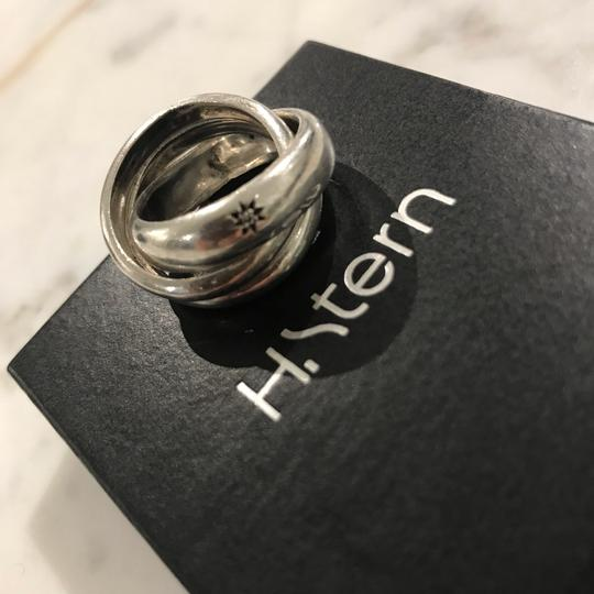 H. Stern H. Stern Sterling Silver Trinity Ring OFFERS WELCOME! Image 6