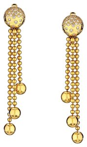 Cartier Cartier Pluie de Diamants Diamond Gold Earrings